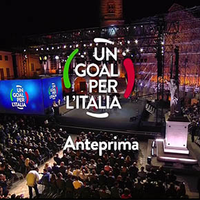 UN GOL PER L'ITALIA