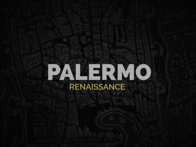 palerme une renaissance - post produzione alter ego srl