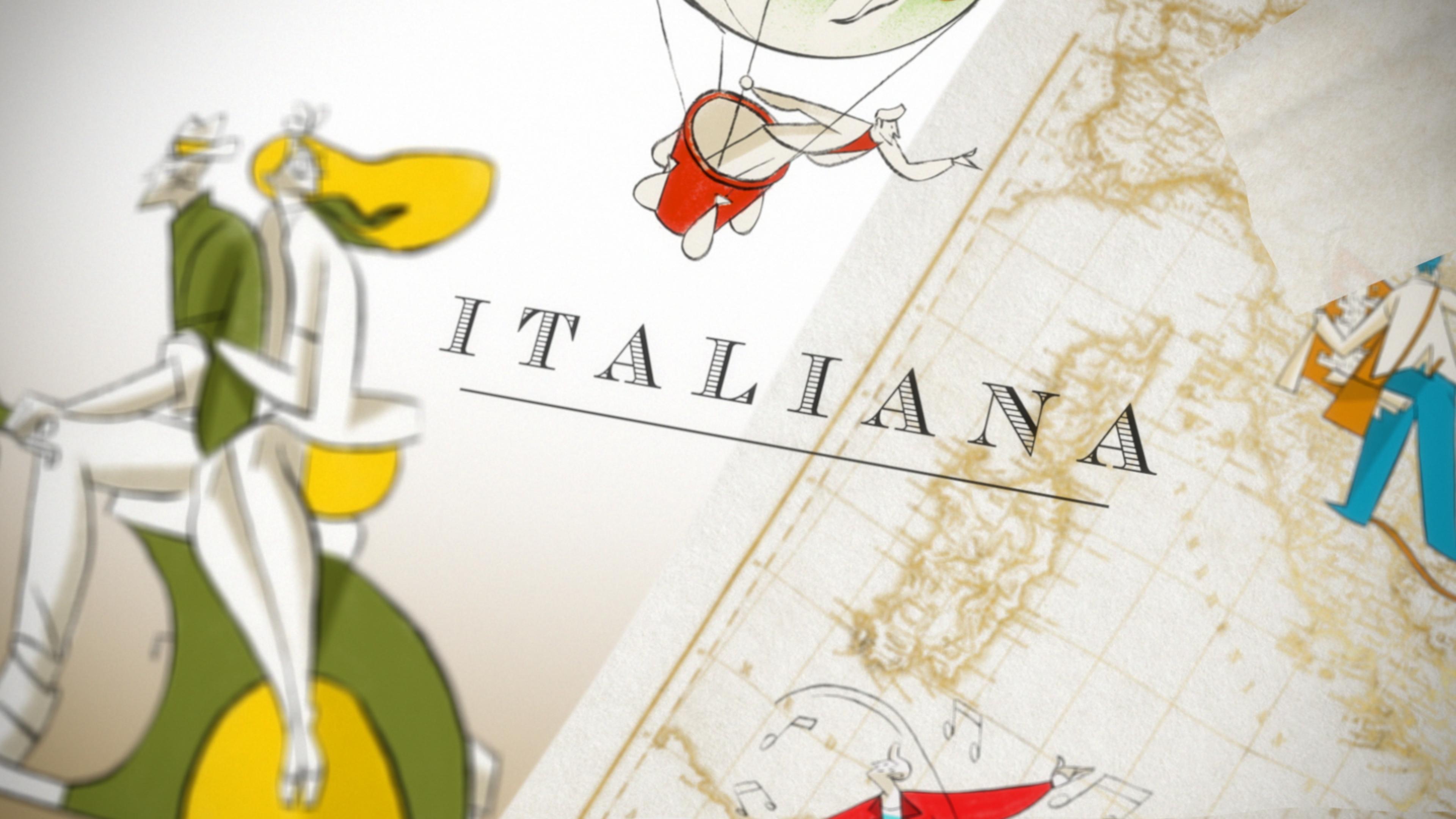 Italiana, Rai Com - Alter Ego srl